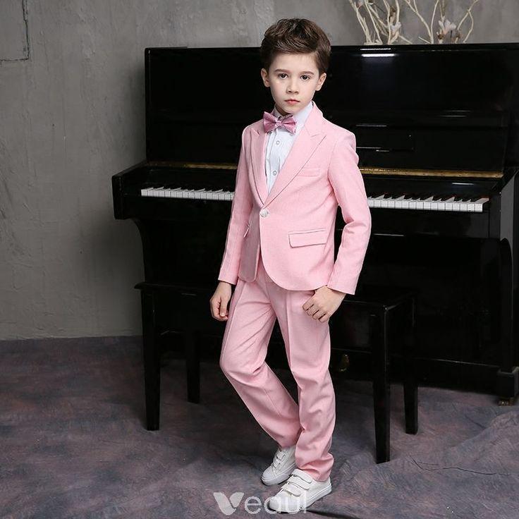 Mejores 31 imágenes de Boys Wedding Suits en Pinterest | Fotos de la ...