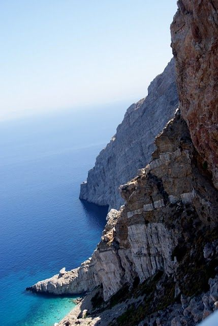 Folegandros, Greece. Would love to go sometime