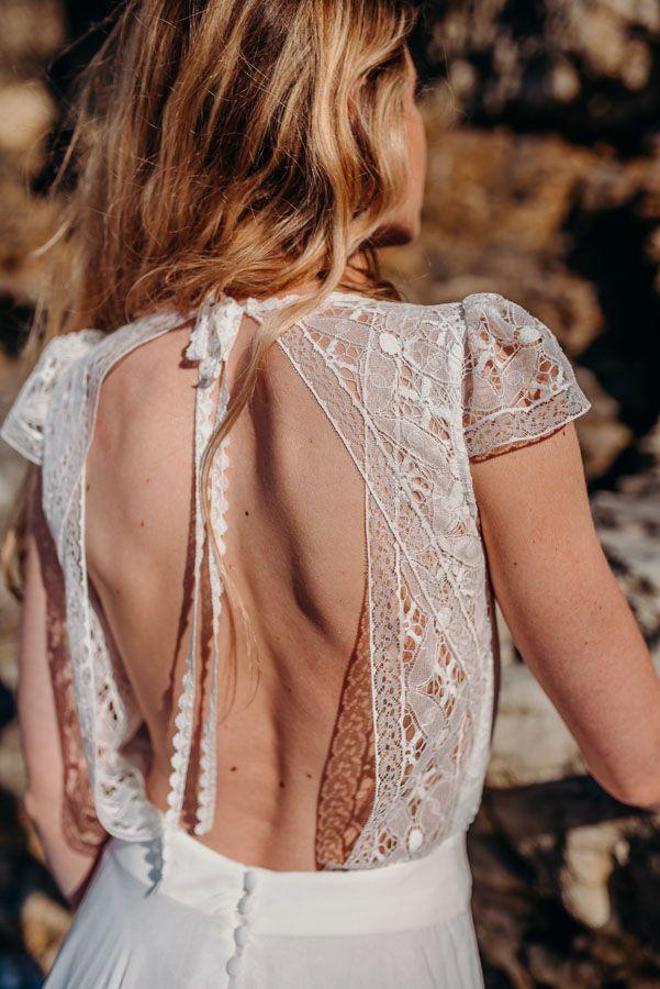 Robes de mariée: Adeline Bauwin 2019