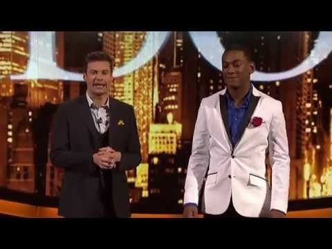 """▶ Joshua Ledet Performs """"When a Man Loves a Woman"""" at In Performance at the White House - YouTube"""