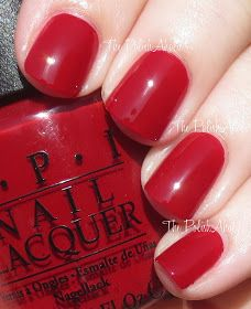 OPI All I Want For Christmas (Is OPI)...I need this!!!