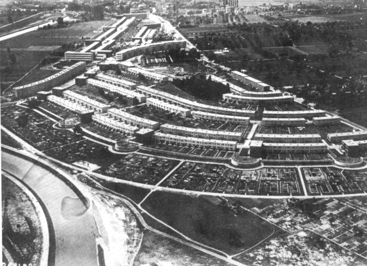 Siedlung Römerstadt Hedderheim Ernst May Frankfurt