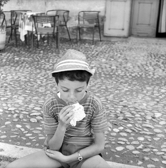 Mario De Biasi per Mondadori Portfolio