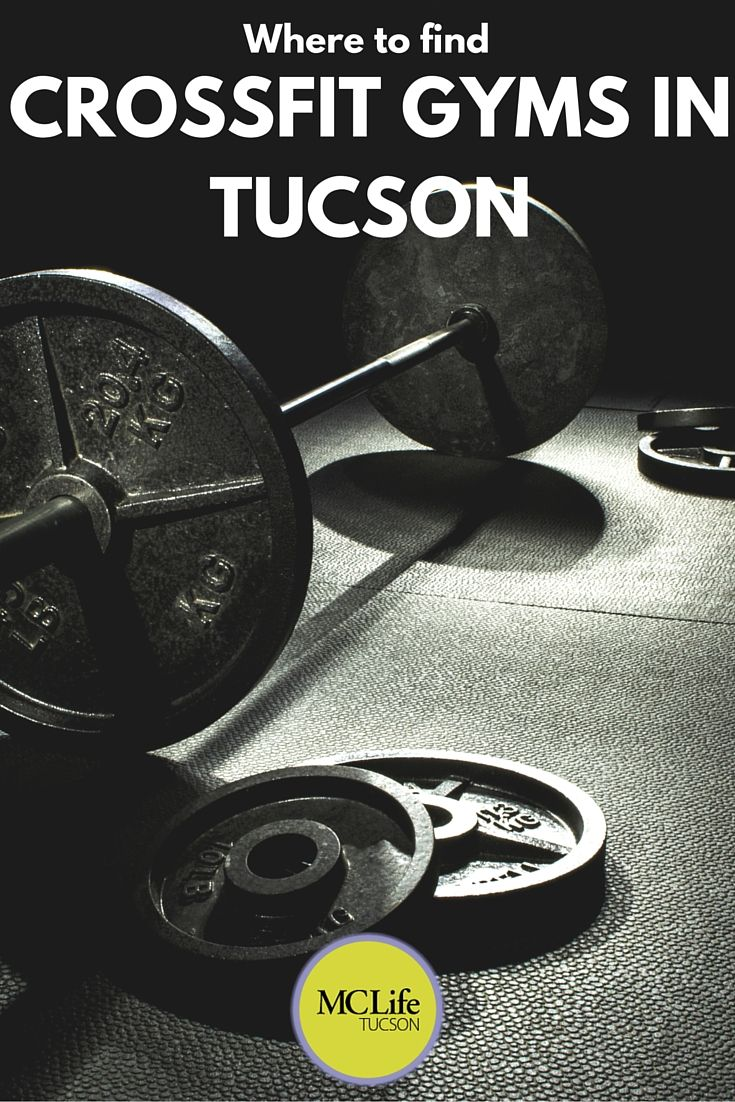 List of the CrossFit gyms in and around Tucson, Arizona