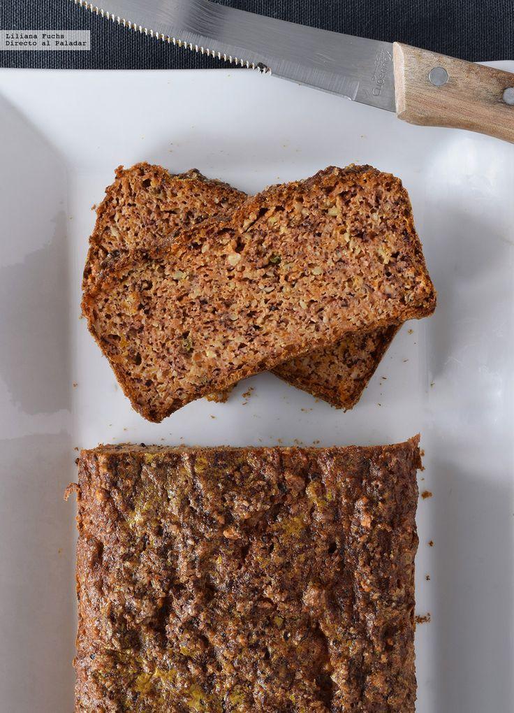 Te explicamos paso a paso, de manera sencilla, la elaboración del postre bizcocho sin azúcar de zanahoria y frutos secos. Ingredientes, tiempo de elaboración