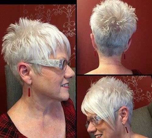Short Hair Styles For Over 50-21