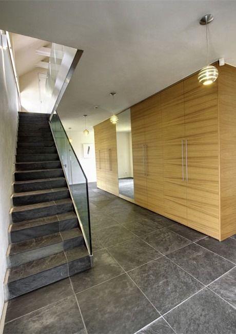 staircase area barn house design inspiration