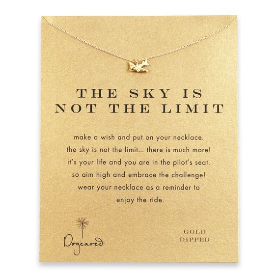Dogeared. So small, but so meaningful. A little daily reminder to yourself of just about any dream you might have.: