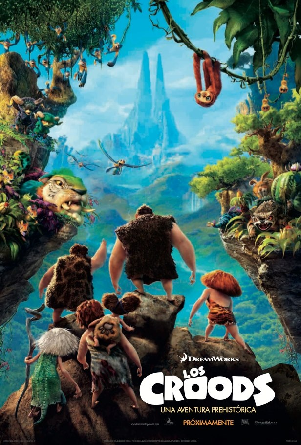 21 best los croods images on pinterest animation movies anime the croods movie trailer the first trailer for dreamworks animations the croods featuring the voices of ryan reynolds emma stone and nicolas cage voltagebd Images