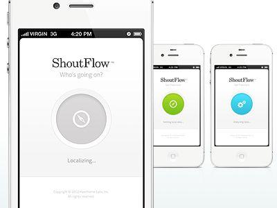 ShoutFlow / Splash + Loading by musHo