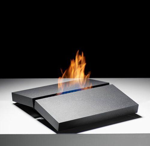 Bioalcohol Fireplace by Safretti