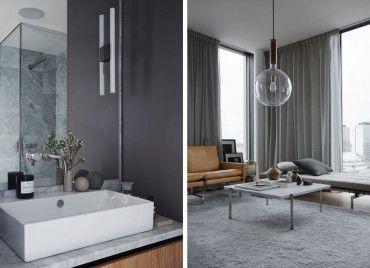 Badrum Färg i badrum Inspiration Styling med små medel Tvättstuga | Badrumsdrömmar