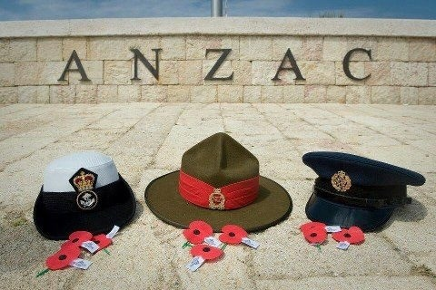 Australian and New Zealand Army Corps  WW1