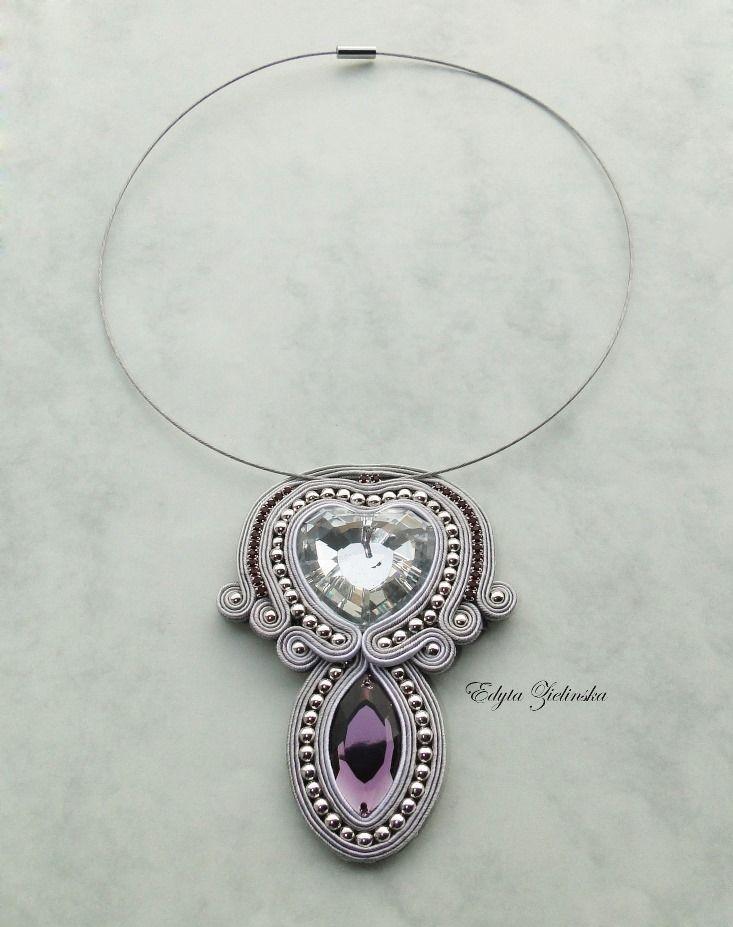 Crystal heart by SoutacheByEdka.deviantart.com on @deviantART