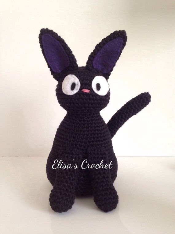 Hey, I found this really awesome Etsy listing at https://www.etsy.com/listing/210041799/amigurumi-miyazakis-cat-jiji
