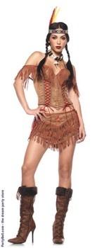 Indian Princess Adult Costume  $47.88