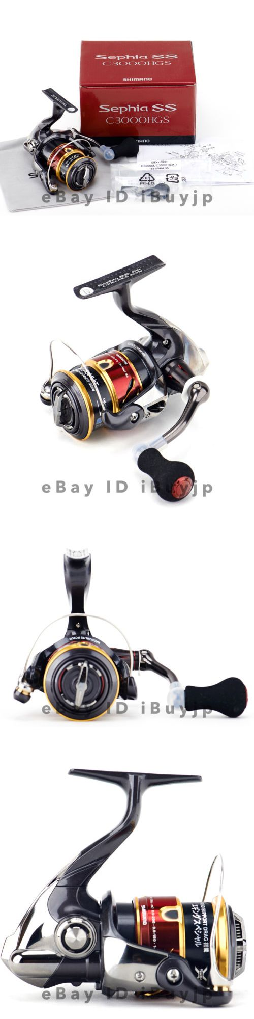 Spinning Reels 36147: Shimano 15 Sephia Ss C3000hgs Saltwater Spinning Reel 034847 -> BUY IT NOW ONLY: $173.5 on eBay!
