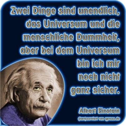Ja der Albert hat immer Recht