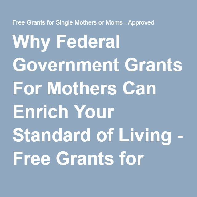 free government money for single parents How to get government assistance for single mothers despite the fact that there are millions of single mothers in the united states, life can still be very difficult.