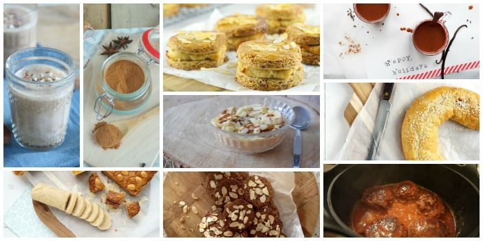 10 x Sinterklaas recepten - Mind Your Feed