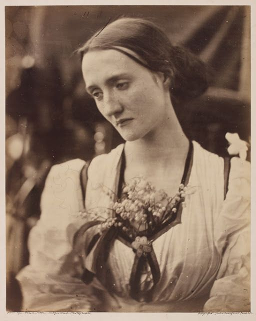 Mrs Herbert Fisher by Julia Margaret Cameron 1868