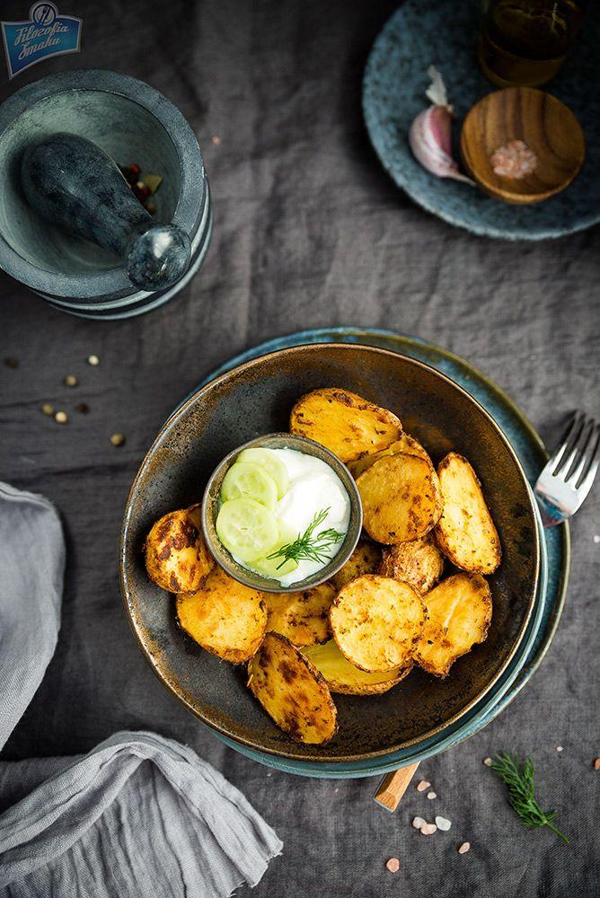 Pikantne młode ziemniaki