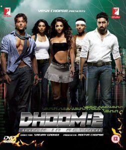 Dhoom 2  : Hrithik Roshan, Aishwarya Rai, Aishwarya Rai Bachchan, Abhishek Bac...