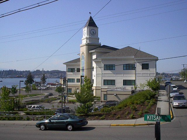 City Hall Port Orchard Washington