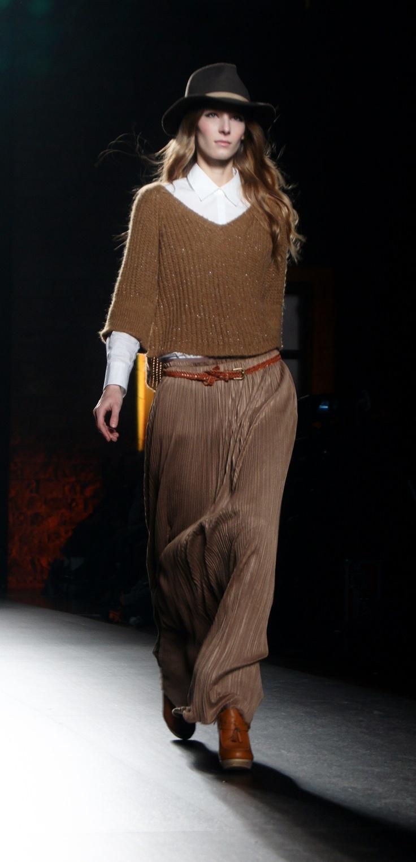 Yerse en la 080 Fashion Barcelona para el 8º núm de LittleBit Magazine