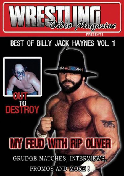 Wrestling Video Magazine: Best of Billy Jack Haynes Vol. 1