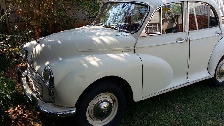 Morris 1000 1957
