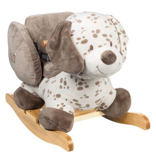 Dalmatiner zum Schaukeln <3 Nattou Schaukeltier Max der Hund - Crown -