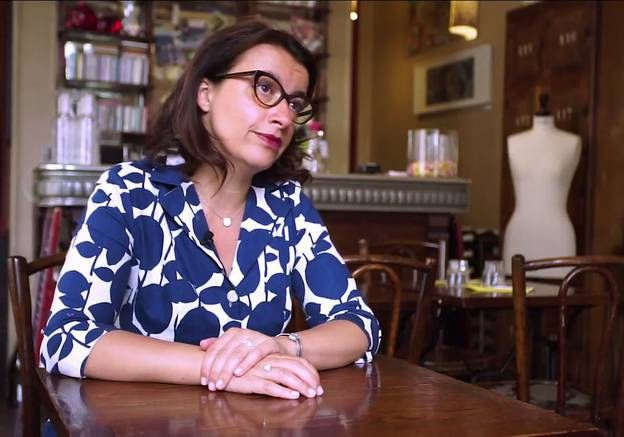 #opérationrobe : quand Cécile Duflot remet sa robe à fleurs pour contrer le sexisme