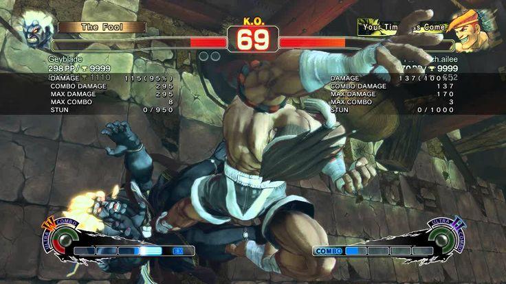 Ultra Street Fighter IV battle: Adon't... #USFIV #USF4 #Steam