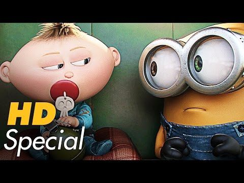 DIE MINIONS Trailer & Filmclips Deutsch German (2015) - YouTube