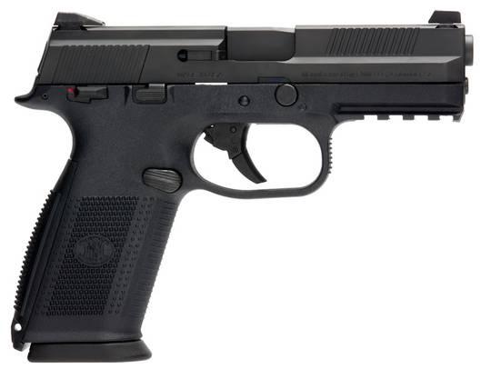 FNS - 40 my future handgun