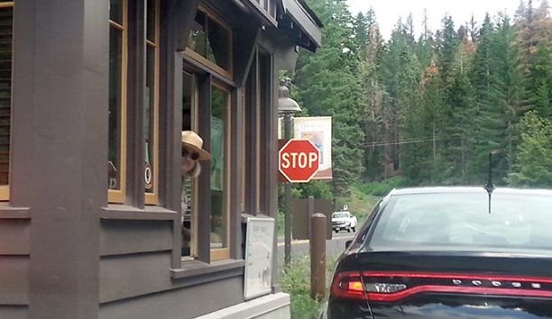 Which entrance to Yosemite should I take?