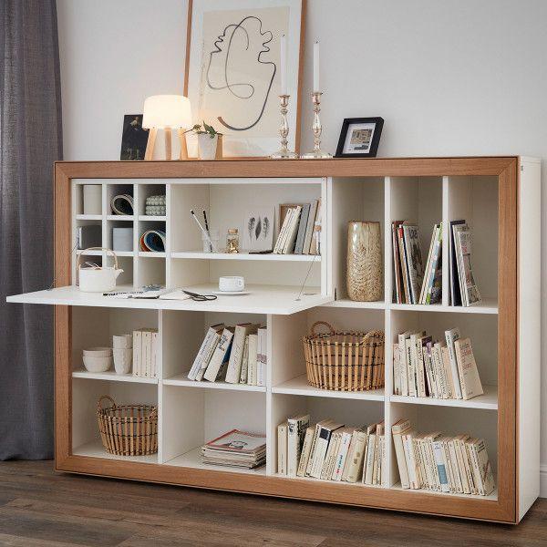 Schoner Wohnen Kollektion Kastenmobel Dimaro Schreibtisch Im Schlafzimmer Platzsparende Mobel Schreibtische Fur Kleine Raume