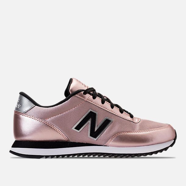 Details about AUTHENTIC New Balance 501 Metallic Iced Pink