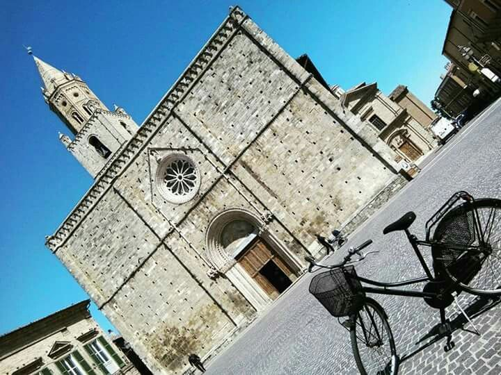Hidden treasures of Italy. Atri, the ancient town with about 3 thousand years of history