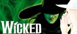 Wicked tickets - Apollo Victoria Theatre - No added fees on selected performances