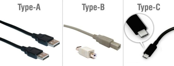 What is the difference between USB Type-A and #usb Type C?  #macbook #macbookpro  #qacqoc