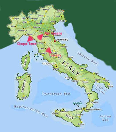 how to get from venice to cinque terre by train