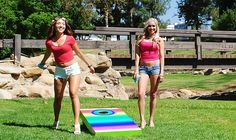 Official Cornhole Rules for Playing Against Friends, Family and Foes