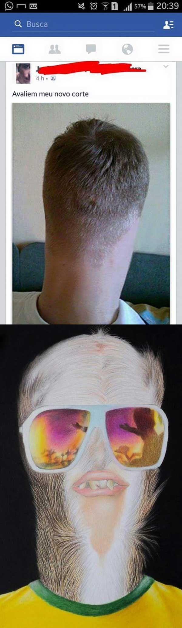 Novo corte de cabelo  kkkkkkkkkkkkkkkkkkkkkkkkkkkkkkkkkkkkkkk