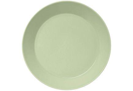 10,95e Iittala Teema lautanen 21 cm, celadoninvihreä. HUOM! näitä 2 kpl!!