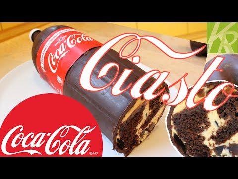 Ciasto Coca Cola w Butelce - Swiatciast.pl