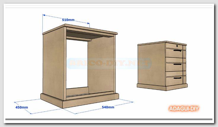 Como hacer velador de mdf - vídeo como hacer módulo básico para velador o mesita de noche. | Web del Bricolaje Diy diseño y muebles
