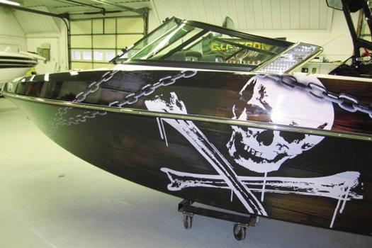 Boat wraps!
