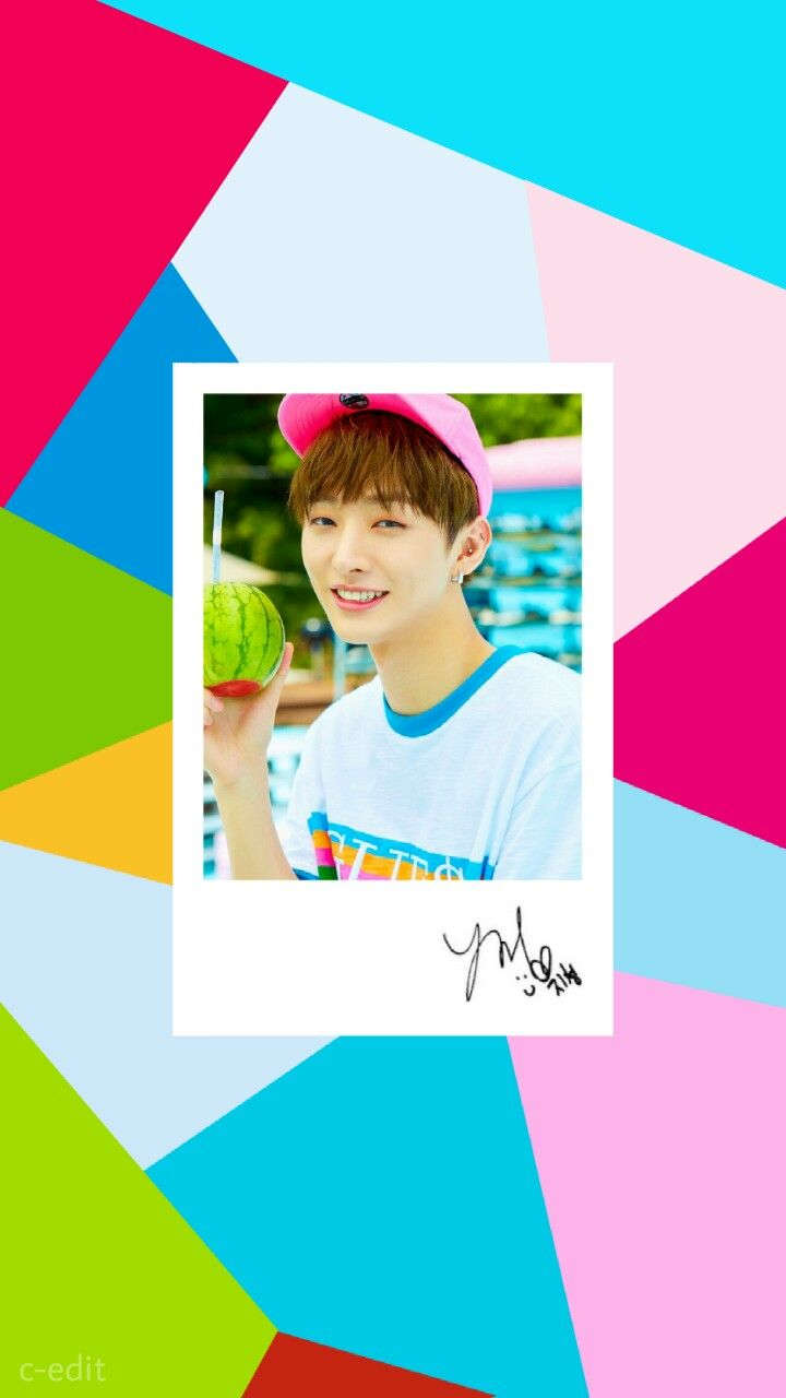 Yoon Jisung | Wallpaper Wanna one | #c-edit | #yoonjisung